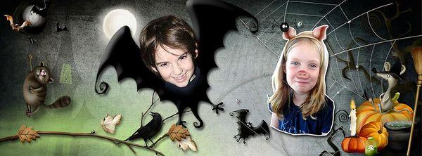 facebook halloween 2012