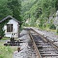 Poste de bifurcation ligne Cahors / Capdenac (Lot - 46)