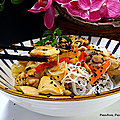 Poulet « kung pao »