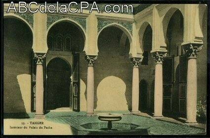 Intérieur du Palais du Pacha
