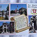 Chambéry - la fontaine des éléphants