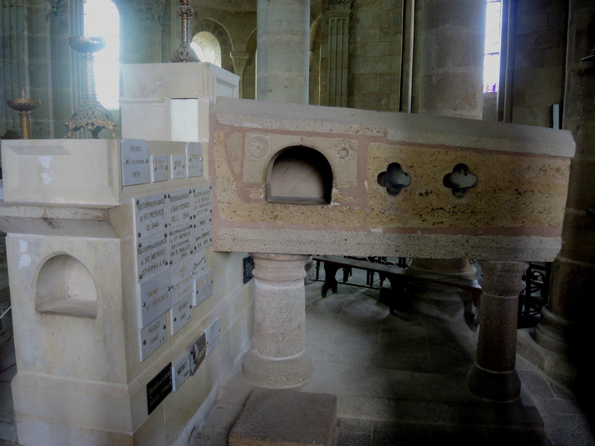 Saint-Menoux, le Débredinoire (03)