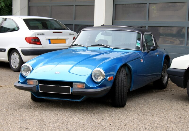 TVR type M coupé (1972-1979) (Illkirch) 01