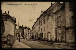 rue des chaprais 1