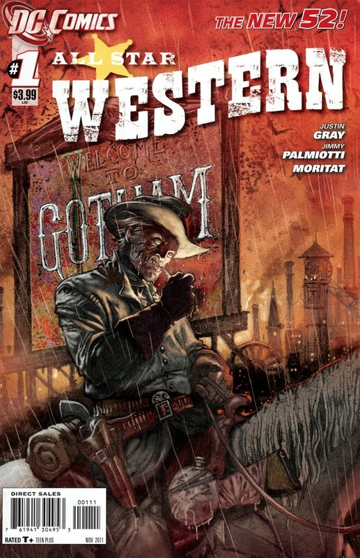 new 52 all star western 01