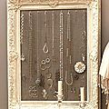 Diy : inspirations pour ranger ses bijoux