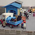 Exposition playmobil à saint pryvé saint mesmin vers le 12 février 2016