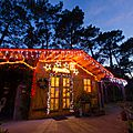 Noël dans les jardins partagés de tarnos