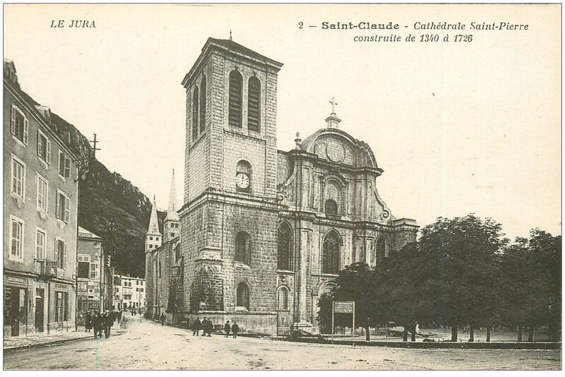 Cathédrale Saint-Claude (1)