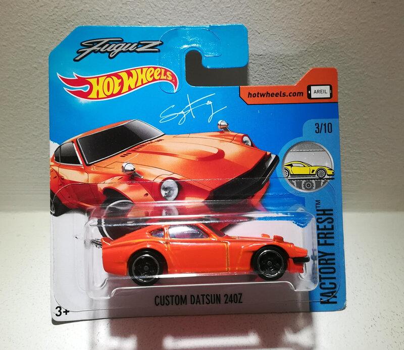 Datsun 240 Z Custom (Hotwheels)