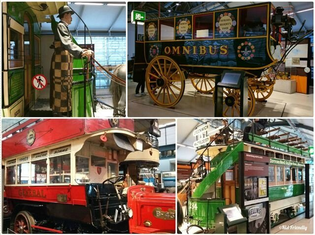 London Transport Museum ©Kid Friendly