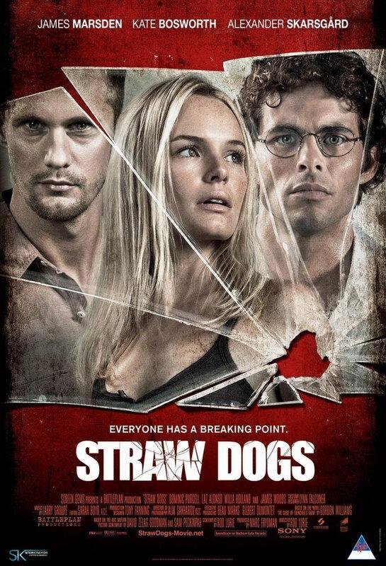 straw dogs 2011