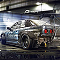 need_for_speed_tribute___nissan_skyline_r32_by_yasiddesign-d8y81r2