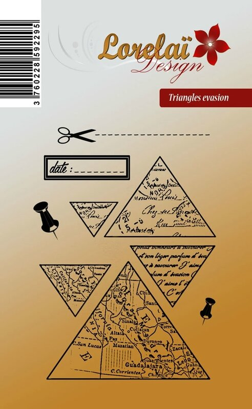 TRIANGLES EVASION600