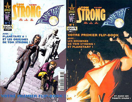 spark tom strong 01 planetary 01