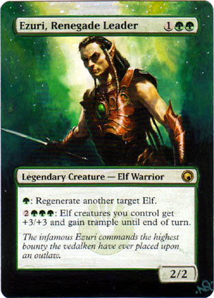 Ezuri Renegade Leader Alteration