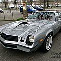 Chevrolet camaro z28 sport coupe-1978