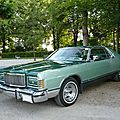 MERCURY Grand Marquis 2door Sedan 1978 Lons le Saunier (1)