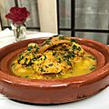 Quatre tables à découvrir à marrakech...