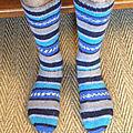 Paire de chaussettes pour mon mari
