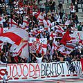 [photos tribunes] nancy - brest, saison 2012/13