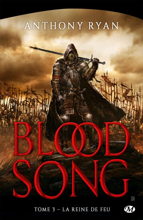 Blood Song - La Reine de feu d'Anthony Ryan