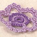 Les fleurs au crochet #51