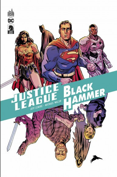 justice league black hammer