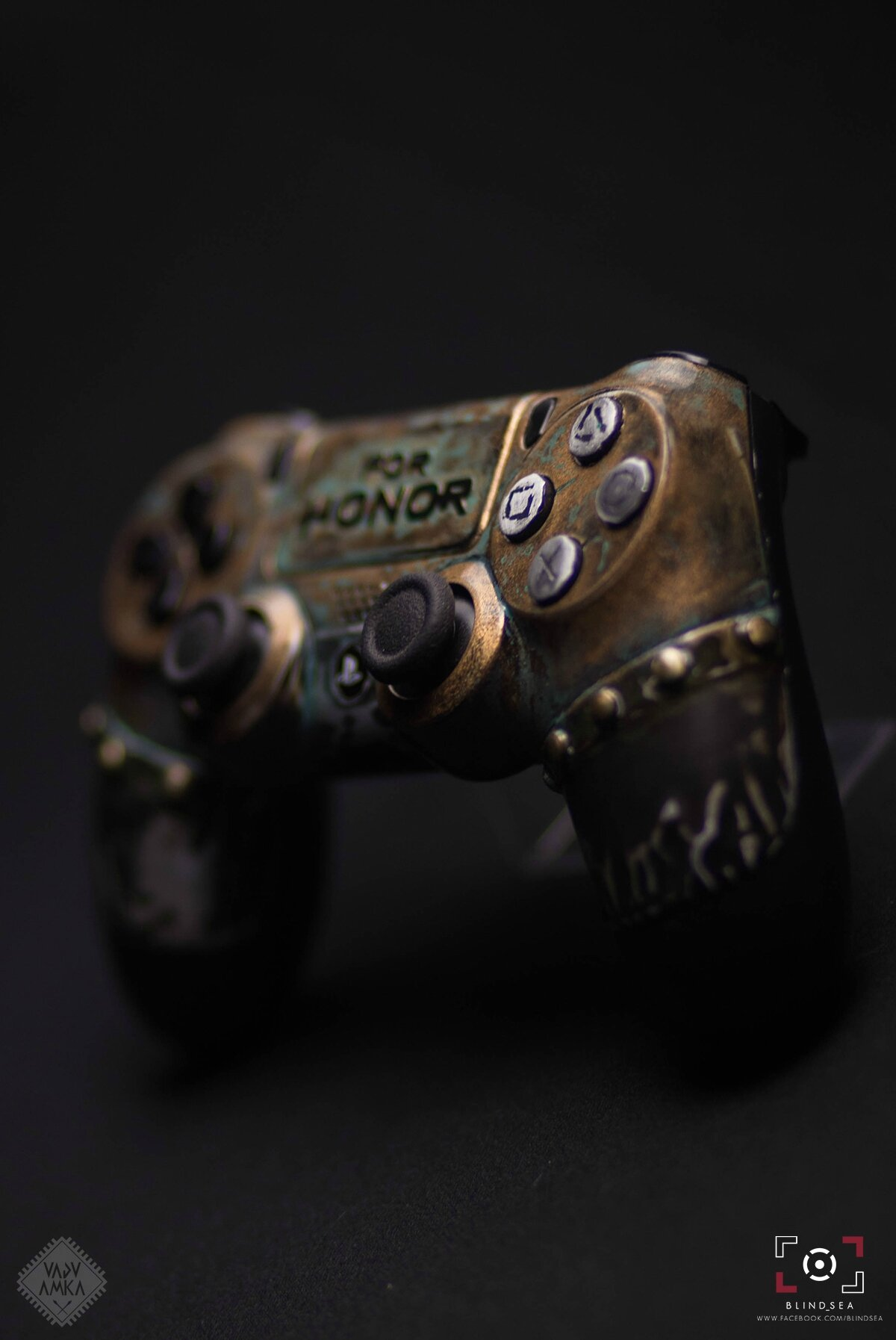 PS4 Controller For Honor 02_2