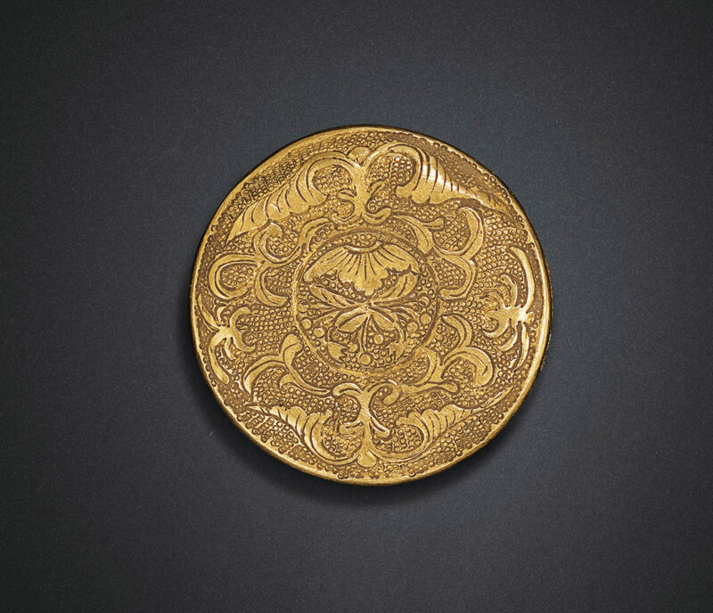 2019_NYR_18338_0569_007(a_circular_gold_tortoise_box_and_cover_tang_dynasty)