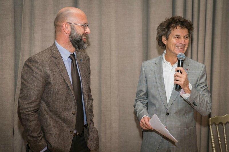 Guy Martin et Frederic Fougerat - Arts et Lettres