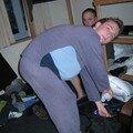 Witold, magnifique en pijama