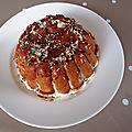 La charlotte aux fraises (d'hiver)
