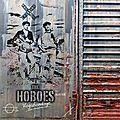 Hoboes - vagabondage - wayfaring stranger