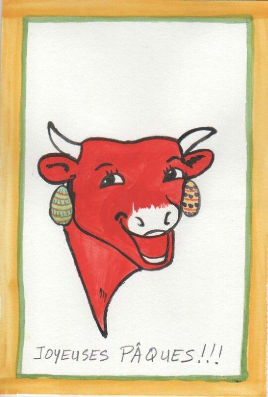 vache qui rit revisitée 001