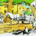 Roger Roger au Boukhistan - Etape 1 couleurs