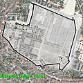 Abbaye de Cluny - Plan I