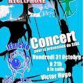 Concert de soutien à l'association sida stop vendredi 31 octobre 2008