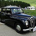 Lancia aurelia b10 berlina-1951