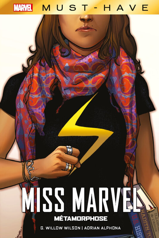 marvel must have ms marvel