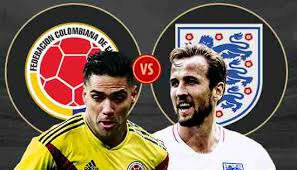 ENGLAND COLOMBIA 1