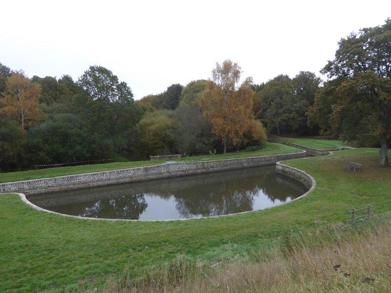 l' étang le haricot