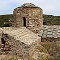 Cythère - des ruines et du vent
