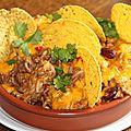 Cocotte mexicaine «burrito»