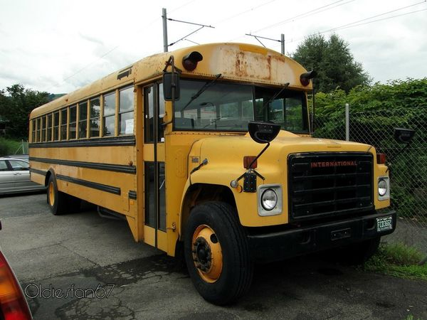 international s1800 school bus 1980 1986 a
