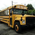 International s1800 school bus, 1980 à 1986
