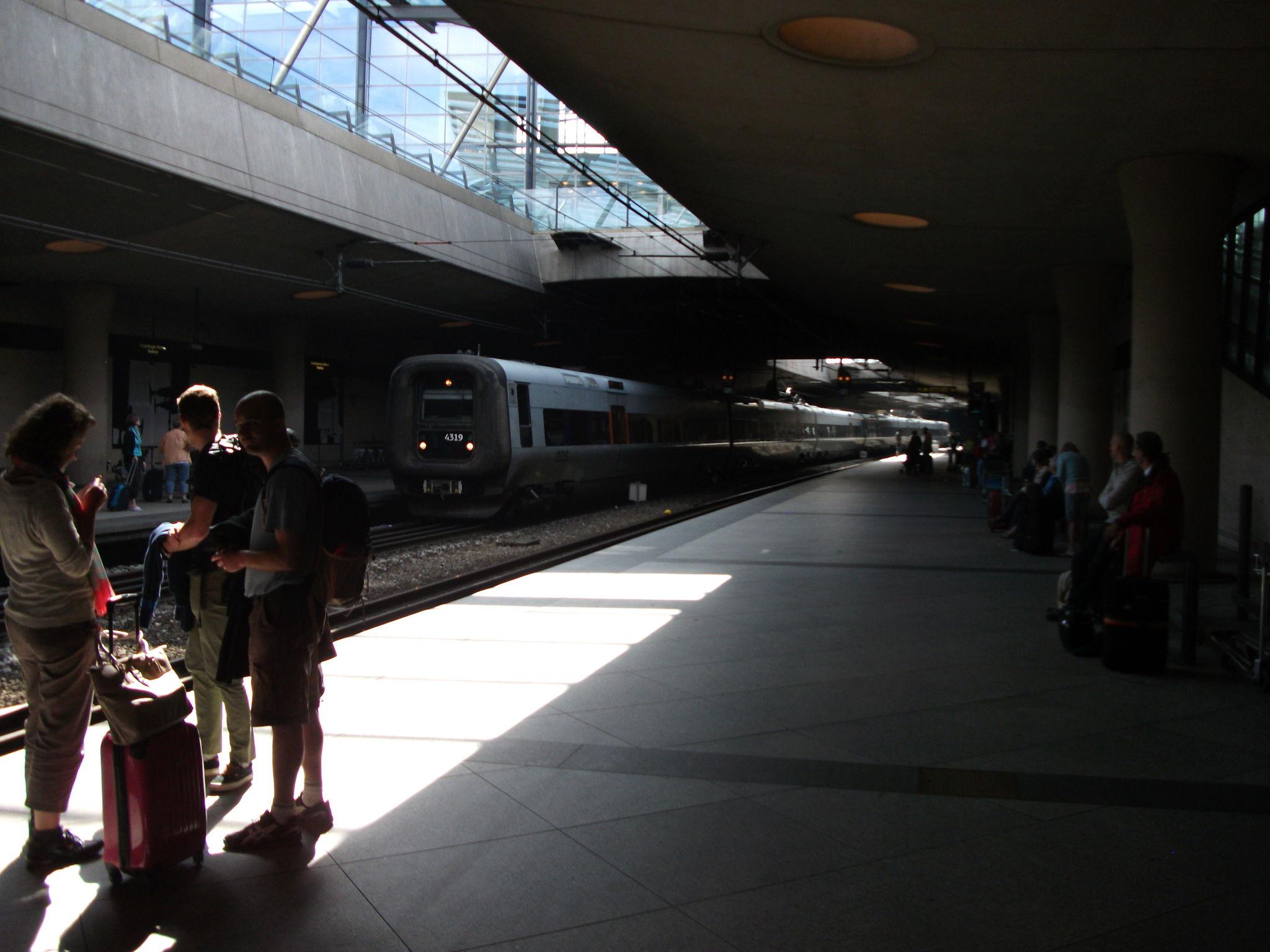 Copenhague Lufthavn (Danemark)