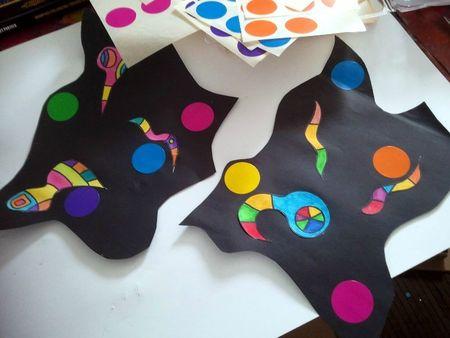 47_FORMES GEOMETRIQUES_à partir de Ensemble multicolore de Kandinsky réalisation (43)