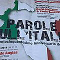 Reportage - ITALIE