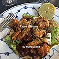 Tacos au poulet